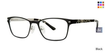 Black Kensie Tickle Eyeglasses