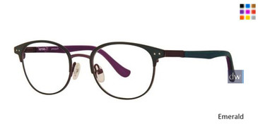 Emerald Kensie Smooch Eyeglasses