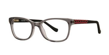 Grey Kensie Crimp Eyeglasses