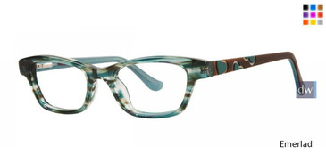 Emerald Kensie Dancing Eyeglasses - Teenager