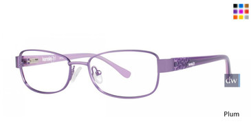 Plum Kensie Petal Eyeglasses - Teenager