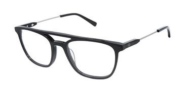 Black/Gunmetal Sperry RITCHFIELD Eyeglasses.