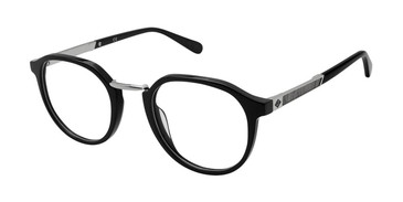 Black Horn Sperry RIVERA Eyeglasses - Teenager.