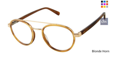 Blonde Horn Sperry SOJOURN Eyeglasses - Teenager.