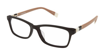 Black (c01) Vision's 239 Eyeglasses.
