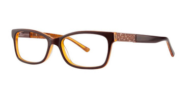 Brown Vivid 621 Eyeglasses