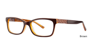 Brown Vivid Eyeglasses Vivid 621