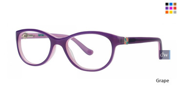 Grape Kensie Posy Eyeglasses