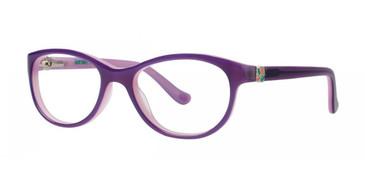Grape Kensie Posy Eyeglasses