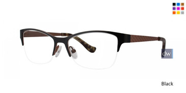 Black Kensie Bliss Eyeglasses