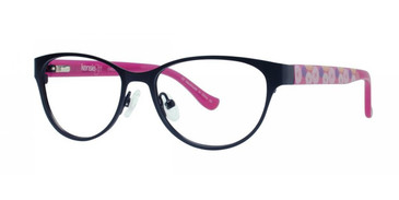 Black Kensie Cheer Eyeglasses - Teenager