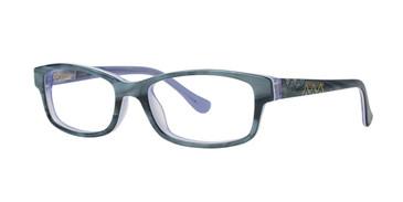 Green Kensie Brave Eyeglasses - Teenager