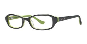 Green Kensie Secret Eyeglasses - Teenager