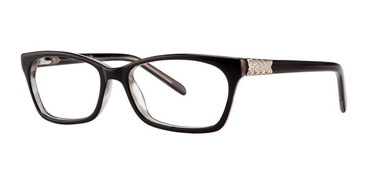 Black Vivid 625 Eyeglasses