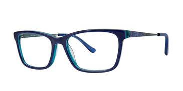 Navy Kensie RX Elixir Eyeglasses