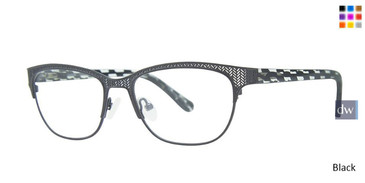 Black Kensie RX Adventure Eyeglasses