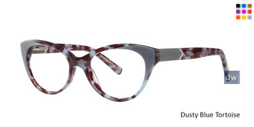 Dusty Blue Tortoise Kensie RX Aspire Eyeglasses