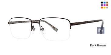 Dark Brown Ducks Unlimited Burney Eyeglasses