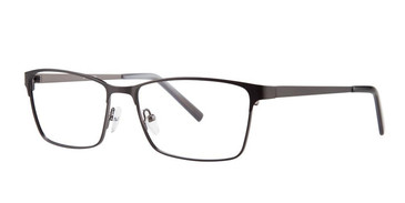 Matt Black/Gunmetal Vivid 385 Eyeglasses