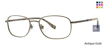Antique Gold Ducks Unlimited Sinclair Eyeglasses