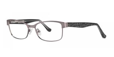 Gunmetal Kensie RX Quote Eyeglasses - Teenager