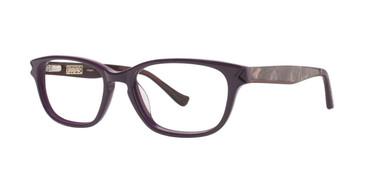 Aubergine Kensie RX Elegant Eyeglasses