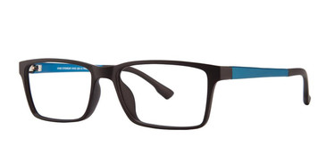 Black/Blue Vivid 229  Eyeglasses
