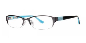 Black Kensie RX Charisma Eyeglasses - Teenager