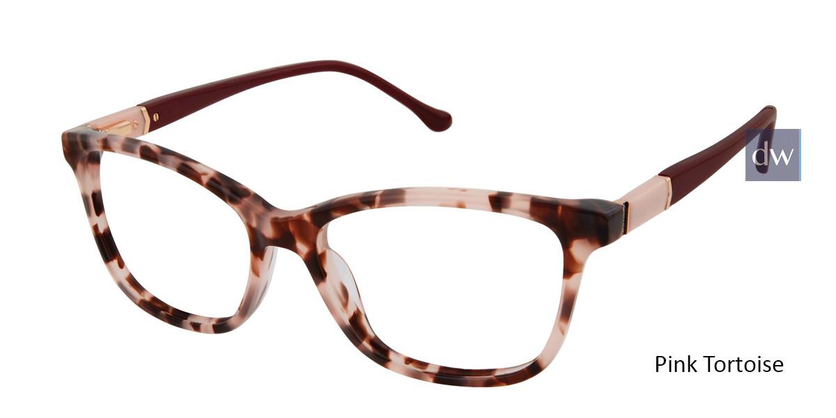Pink Tortoise Buffalo BW001 Eyeglassrs.
