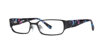 Black Kensie Mischievous Eyeglasses