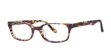 Purple Kensie RX Dazed Eyeglasses - Teenager