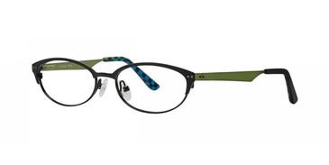 Black Kensie Feisty Eyeglasses - Teenager