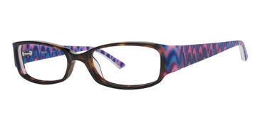 Tortoise Kensie RX Chaotic Eyeglasses