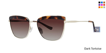 Dark Tortoise Kensie High Brow Sunglasses