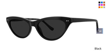 Black Kensie Be Yourself Sunglasses
