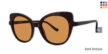 Dark Tortoise Kensie Glam Girl Sunglasses