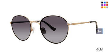 Gold Kensie One Thing Sunglasses