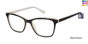 Black Bone Buffalo BW003 Eyeglasses.