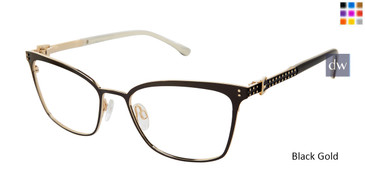 Black Gold Buffalo BW500 Eyeglasses.