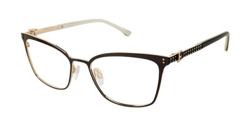 Black Gold Buffalo BW500 Eyeglasses.