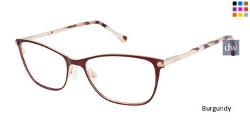 Burgundy Buffalo BW504 Eyeglasses.