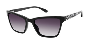 Black Lulu Guinness L160 Sunglasses