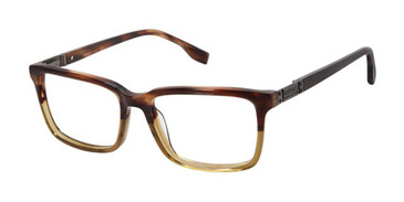 Brown Buffalo BM007 Eyeglasses.