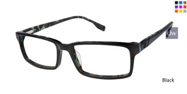 Black Buffalo BM008 Eyeglasses.