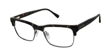 Tortoise Buffalo BM500 Eyeglasses.