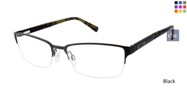 Black Buffalo BM504 Eyeglasses.