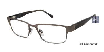 Dark Gunmetal Buffalo BM506 Eyeglasses.