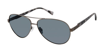 Dark Gunmetal Buffalo BMS001 Sunglasses.
