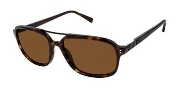 Tortoise Buffalo BMS007 Sunglasses.
