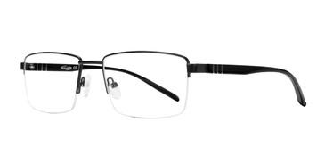 Black Eight To Eighty Walter Eyeglasses